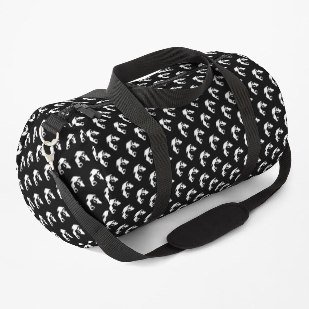 Kelly Moe - Beardy Cap Logo Duffle Bag