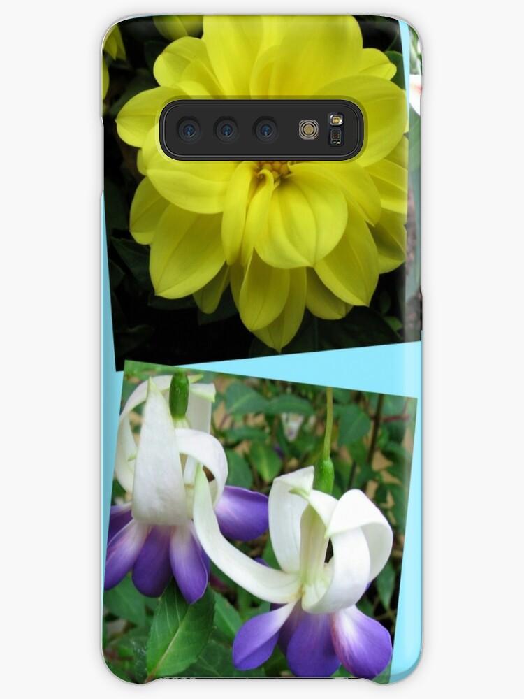 Erinnerungen an Sommerblumencollage von BlueMoonRose