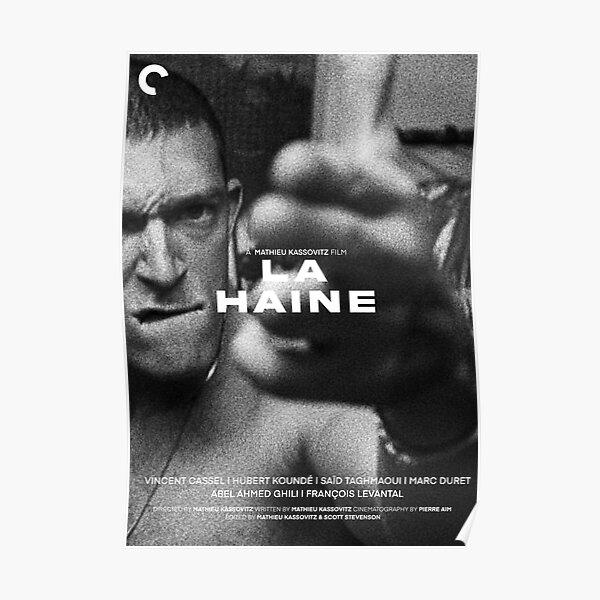 CARTELES / LA HAINE Póster