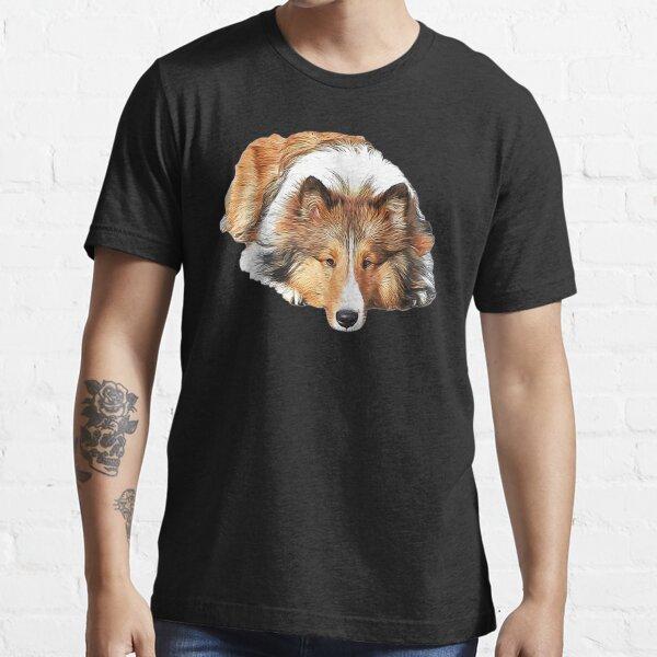 Rough Collie  Essential T-Shirt