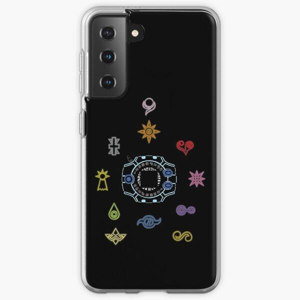 Digivice and Digicrest Samsung Galaxy Soft Case