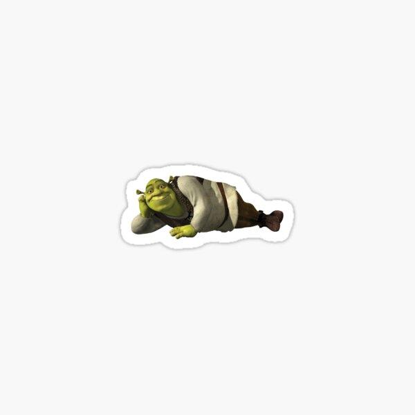 SHREK-TASTIC! Shrek Meme Sticker