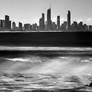 Surfers Infra Red by Pierre