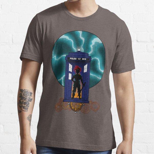 Chrono Who, Shirt & Gray Pillow/Tote  Essential T-Shirt