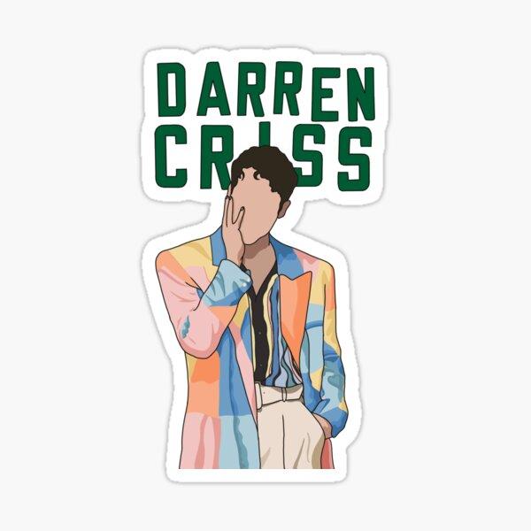 Darren Criss F * kn autour Sticker