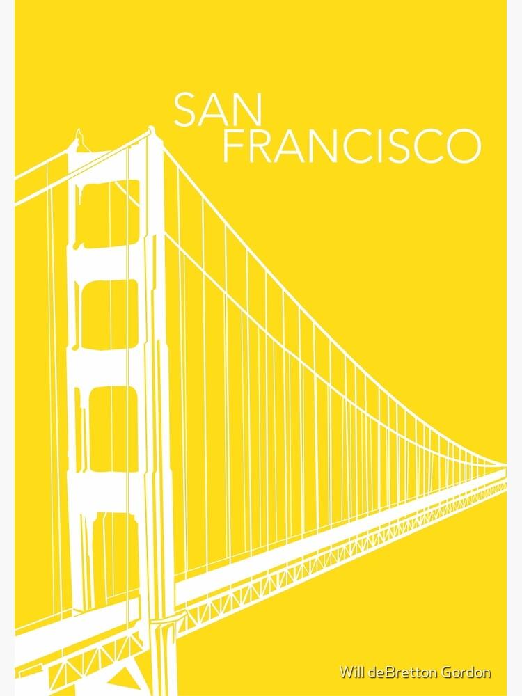 San Francisco by PostArt