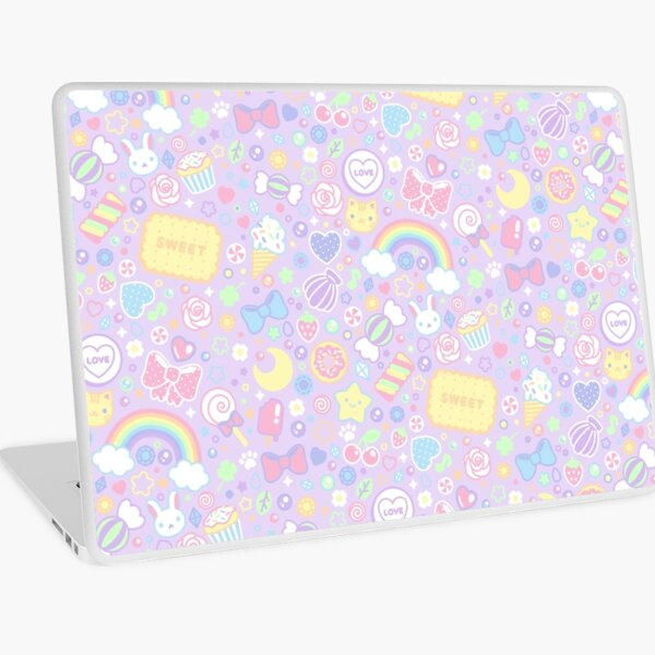 Pastel Sweeties Laptop Skin