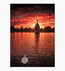 Perquisition - London Lights Photographic Print