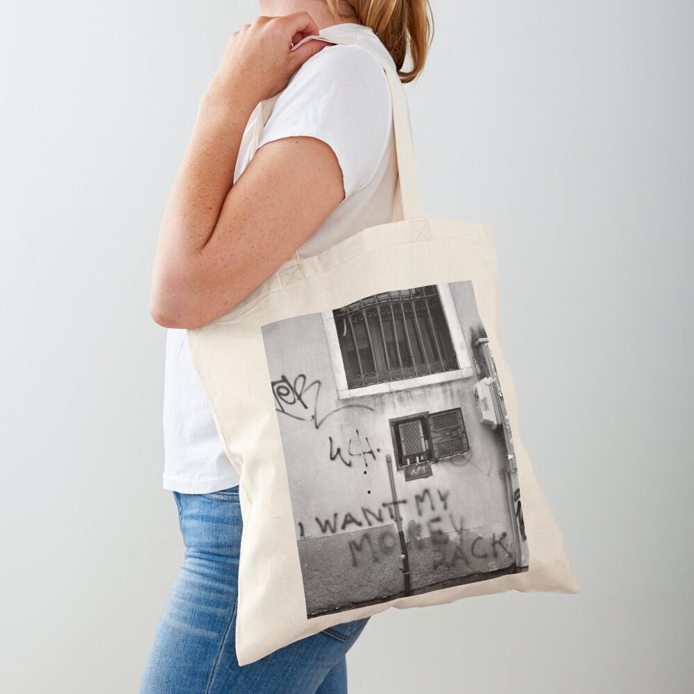Not Happy! Tote Bag