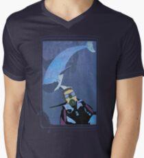 Scuba Mens V-Neck T-Shirt