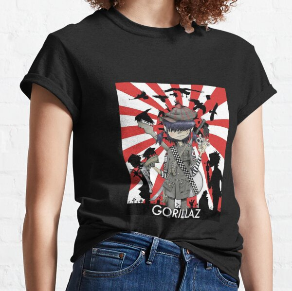 GRLZ red and white Classic T-Shirt