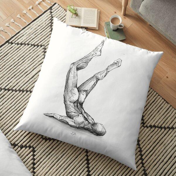 Trip. Floor Pillow