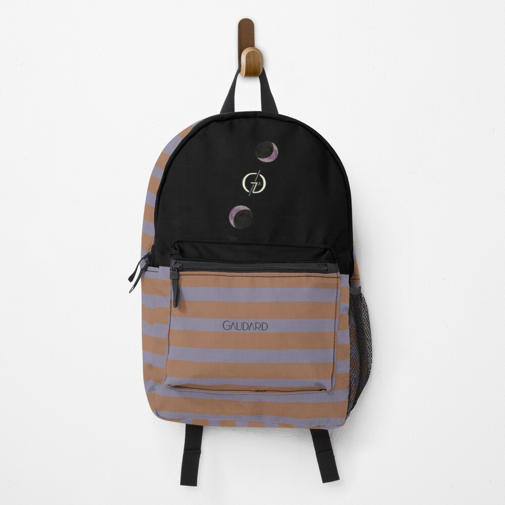 Lo-fi Space   Moon phases Backpack