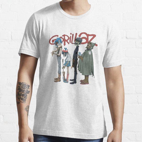 banda de metal verde Camiseta esencial