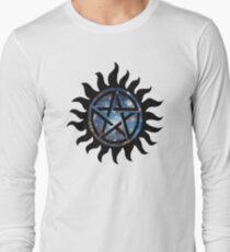 Símbolo de anti posesión Camiseta de manga larga