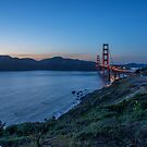 The Golden Gate by James Watkins