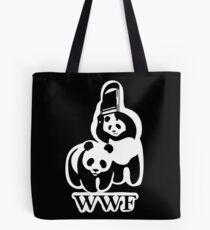 WWF panda parody Tote Bag