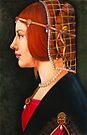 Leonardo's Beatrice by Tania  Donald