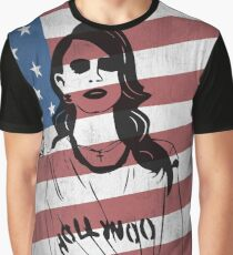 Lana Del Rey Graphic T-Shirt