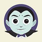 Little Monsters: Dracula by renduh