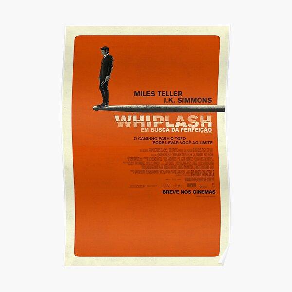 Whiplash Movie Film Poster Poster