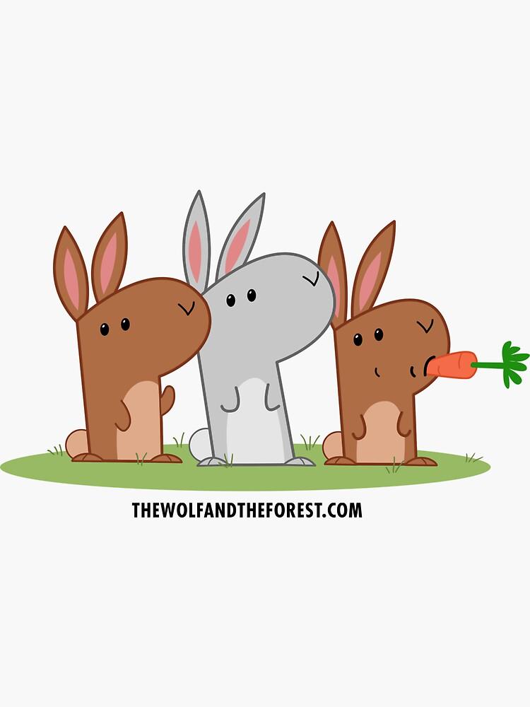 Bunny Gang by watfanimation
