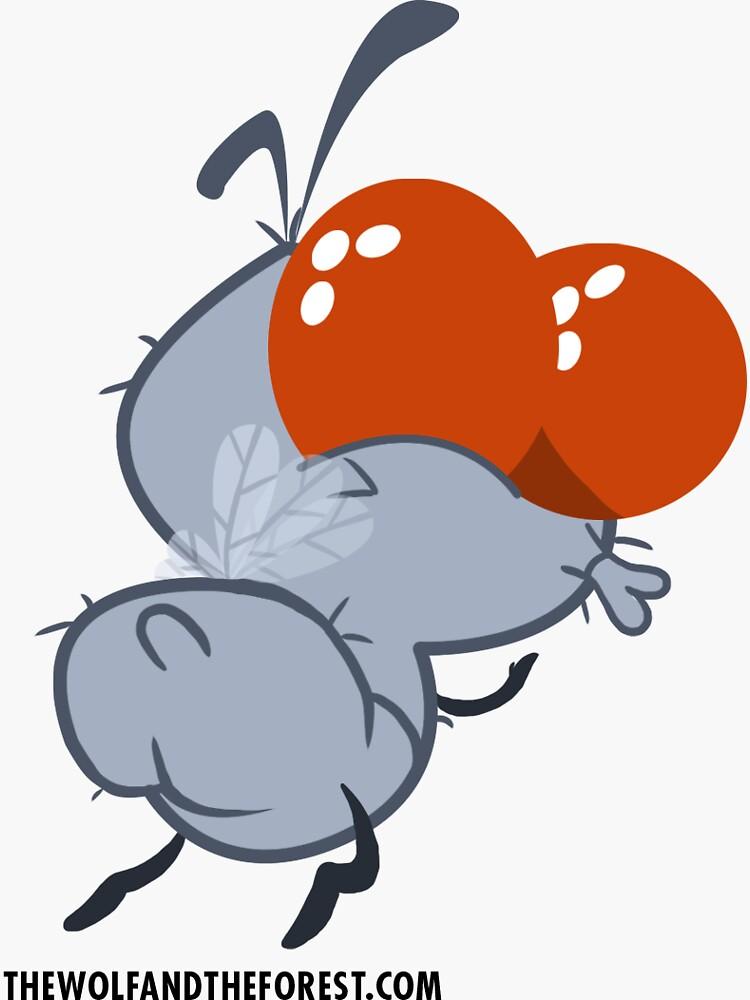 Booty Fly by watfanimation