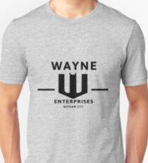 WAYNE ENTERPRISES [HD] Unisex T-Shirt
