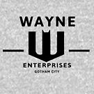 WAYNE ENTERPRISES [HD] by marion-artiste
