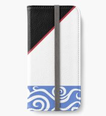 Gintama Gintoki Yukata Pattern iPhone Flip-Case/Hülle/Klebefolie