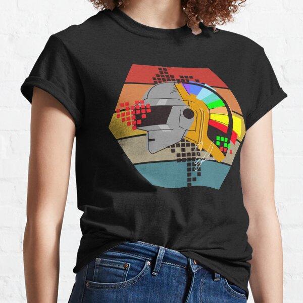 Daft Punk Camiseta clásica