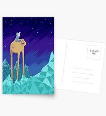Adventure Skies Postcards