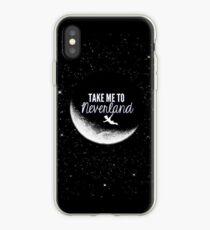 Vinilo o funda para iPhone Peter Pan