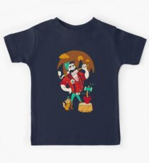 Green Thumberjack Kids Tee