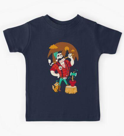 Green Thumberjack Kids Clothes