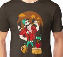Green Thumberjack Unisex T-Shirt