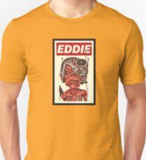 Somewhere Eddie Unisex T-Shirt