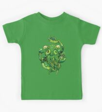 Sir Charles Cthulhu Kids Clothes