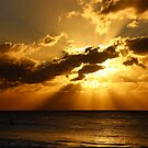 sunrays by geophotographic