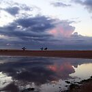 cloud reflections by geophotographic