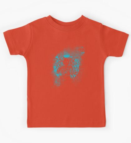 terror from deep space Kids Clothes