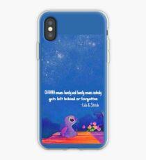 Vinilo o funda para iPhone Stitch - Ohana