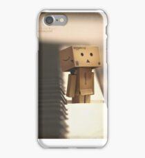The key of Danbo iPhone Case/Skin