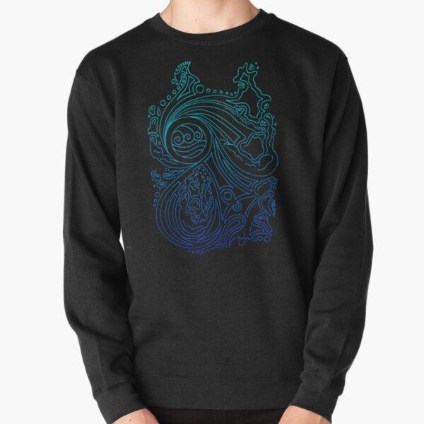 Water Spirit. Pullover Sweatshirt