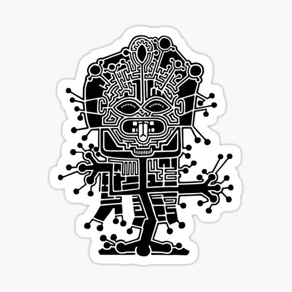 Piltzintecuhtli Sticker