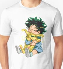 Deku and All Might Unisex T-Shirt