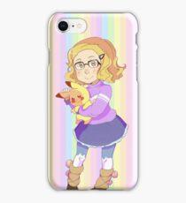 Pika-girl iPhone Case/Skin