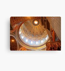 St. Peter's Dome Canvas Print