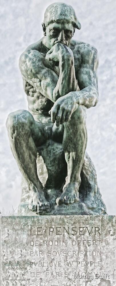 Thinker by Murray Swift