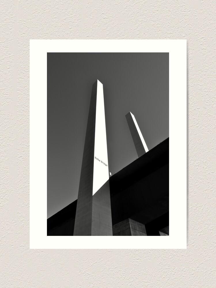 Alternate view of Upwards & Onwards Art Print